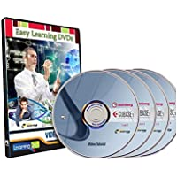 Easy Learning Steinberg Cubase 5 Video Tutorial Complete 4 Level Course (4 DVDs)