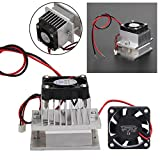#5: Bestvech Diy Cooler Kits Thermoelectric Peltier Refrigeration Cooling System+Fan+Tec1-12706