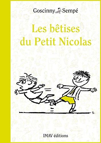 Les btises du Petit Nicolas