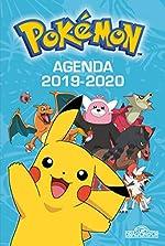 Pokémon - Agenda 2019-2020 de THE POKEMON COMPANY