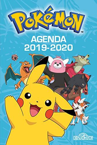 Pokémon - Agenda 2019-2020