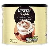 NESCAFÉ GOLD Unsweetened Cappuccino Tin, 1 kg