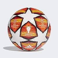 adidas Finale M Comp Balón de Fútbol, Hombre, Top:White/Active Red/Scarlet/Solar Red Bottom:Bright Orange/Solar Gold/Black, 5