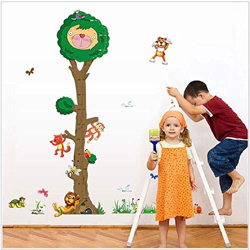 Mobile Chart (LY-LD Kids Wall Height Chart Sticker-Cartoon-Design kann Mobile PVC-Material geeignet für die Dekoration von Kinderzimmern/Wohnzimmer)