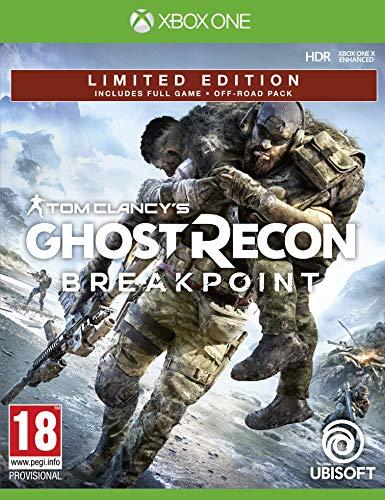Ghost Recon Breakpoint Edizione Limitata Amazon EFIS Xbox One