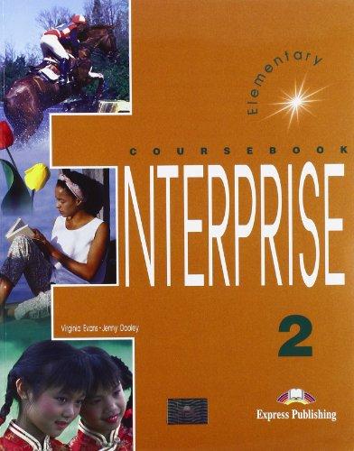 Enterprise. Student's book. Con e-book. Con espansione online. Per le Scuole superiori: 2