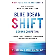 Blue Ocean Shift: Beyond Competing - Proven Steps to Inspire Confidence and Seize New Growth (English Edition)
