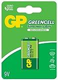 GP Battery VD5567 Pila Greencell, Multicolore