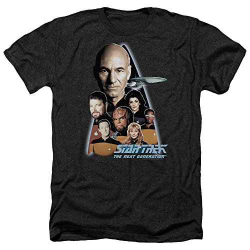 Star Trek -  T-shirt - Uomo Black