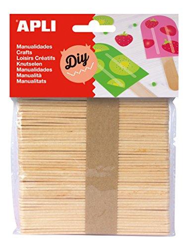 Bastoni di legno per lavorazione