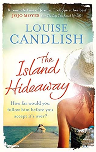 book cover of The Island Hideaway