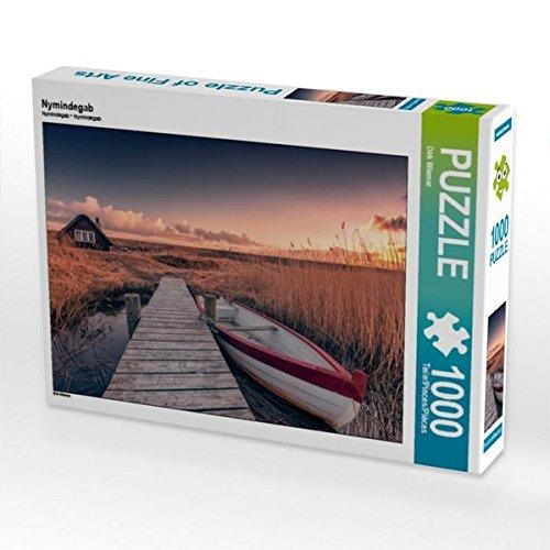 CALVENDO Puzzle Nymindegab 1000 Teile Lege-Größe 64 x 48 cm Foto-Puzzle Bild von Dirk Wiemer
