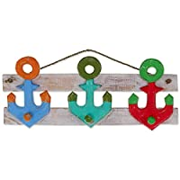 NOVICA Coat Rack, Multicolor