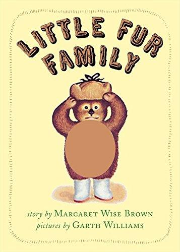 Little Fur Family Board Book