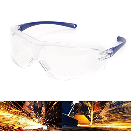 Jiamins Arbeitssicherheit Schutzbrille Anti-Splash Wind Staub Proof Goggles Eye Protector