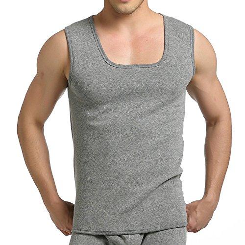 wymbs-herren-unterwasche-dicke-warme-weste-basislack-single-vest-black-m