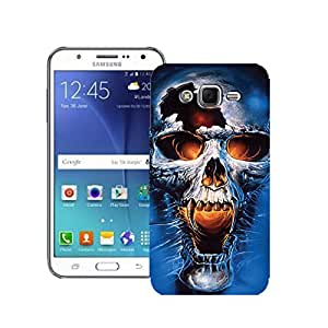 Zapcase Printed Back Case For Samsung Galaxy J7