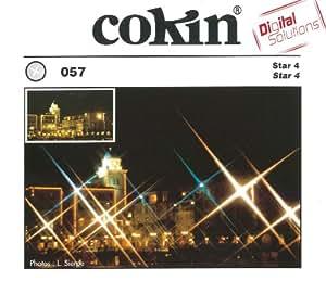 Cokin Filtre carré effet étoile A057 d'