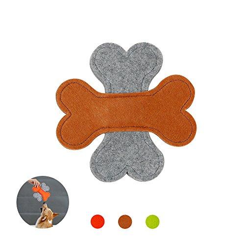 unschädliches Hunde Frisbee, Sicherheit Pet Training Toys Flying Disc, Flyer für Welpen, kleine, mittelgroße und große Hunde, aerodynamisches Design für Outdoor Flight -