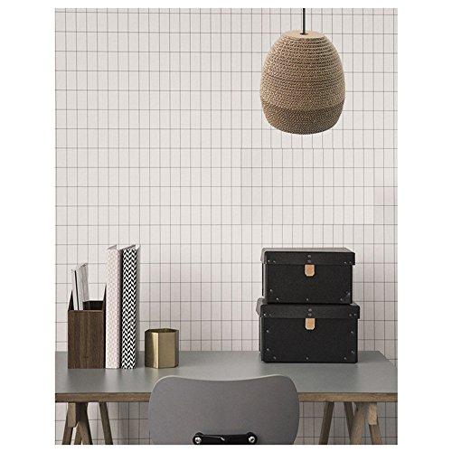 Paper Maker - Lámpara de Techo de cartón (3 Colores), cartón, marrón, Ellipse