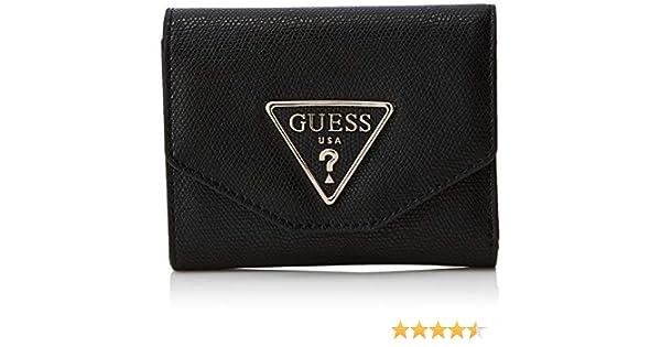 Guess Chrissy 2x10x11 cm W x H L Black Portefeuilles femme Noir