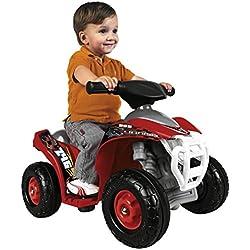 Famosa - Vehículo eléctrico Dodger Quad (800007510)