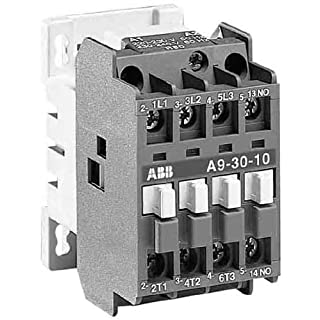 ABB Stotz S & J Protection A9 30-10 230 V50/60Hz 1S, 220 – 230 V AC/DC Contactor Switch by AC 3471522031808