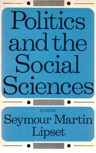 Politics and the Social Sciences