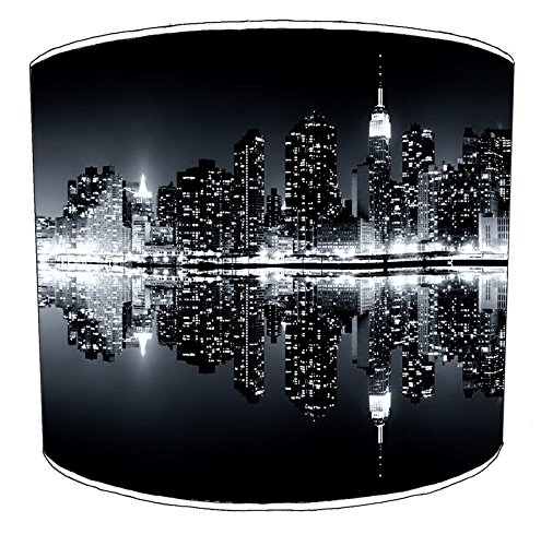 Premier Lighting 20,3 cm Plafond Manhattan New York Lampshades6, 30,5 cm