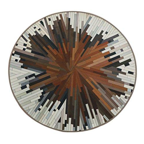 yyf tapis salon simple avec panier de tapis tapis rond tapis rond avec table basse - Tapis Pas Cher