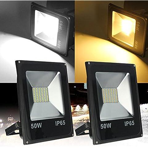Bazaar 50w 5730 resistente al agua LED paisaje del reflector de la lámpara de jardín al aire libre
