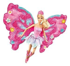 Barbie - W4469 - Poupée - Fée Magique