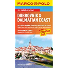 Dubrovnik & Dalmatian Coast Marco Polo Travel Guide: The best guide to Old Town Sibenik,  Split, Dubrovnik, Korčula and much more (Marco Polo Guides)