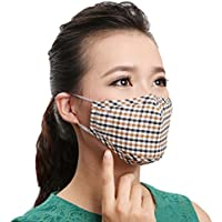 Staub Maske, Gesicht Masken Winter Warm wiederverwendbar Atmen Masken Baumwolle Filter Mund Gesichtsmaske Face... preisvergleich bei billige-tabletten.eu