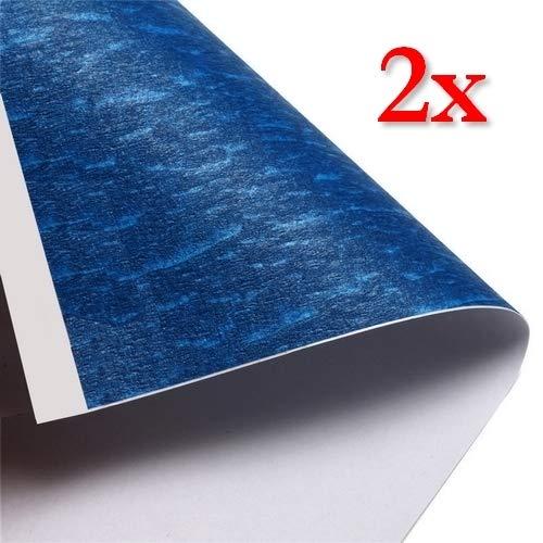 BlueTape Lot de 5 ou 10 feuilles adhésives 230 x 150 mm