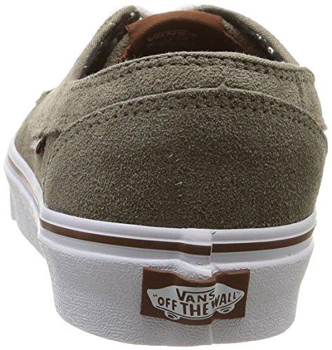Vans Herren Brigata Sneaker Grau (suede/brindle/plus) jJINs7Rj