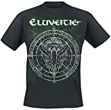 Eluveitie Evocation Pantheon Camiseta Negro XL