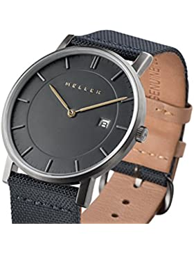 Meller - Astar Nag Oseaan - Unisex Minimalistische Analog-Anzeige Uhr Armbanduhren