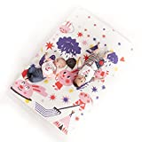 Manta de juegos para bebés acolchada plegable enrollable gimnasio suelo actividades alfombra Tamaño único 130x90 cm Fabricada en España Decoracion Regalo bebe (Pink Rabbit)