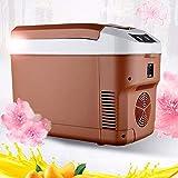 JGWJJ Portable Réfrigérateur (12 Litre) Congélateur Compresseur Réfrigérateur...
