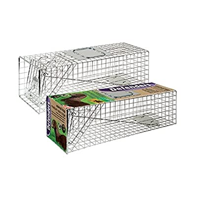 STV International Defenders Animal Trap Cage by STV International