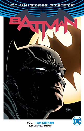 Batman Vol. 1: I Am Gotham (Rebirth) Tv Ohren