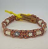 EM-Keramik-Halsband für Hunde/EM - Hundehalsband/EM Band - happy