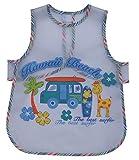 Baby Lätzchen Abwaschbar Hawaii Beach Klettverschluss