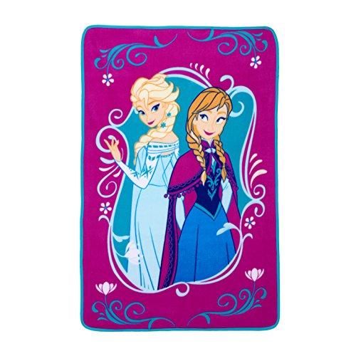 Disney Kleinkinder Kissen und Decke Set, Frozen
