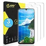 [Lot de 3] Verre Trempé pour Huawei Honor 10 Lite, Film Protection d'Écran en Verre Trempé [Facile à Installer] - [3D Touch/Dureté 9H] - sans Bulle d'air pour Huawei Honor 10 Lite - Transparent