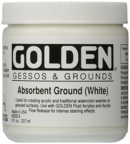 GOLDEN Absorber Grundierung, weiß 236 ml, 236 ml -