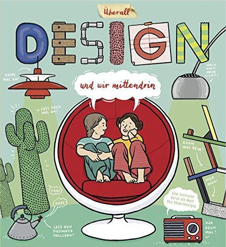 Überall Design und wir mittendrin: Museum für Angewandte Kunst Köln Buch-Cover