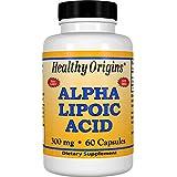 Healthy Origins, Acide Alpha-Lipoïque, 300 mg, 60 Capsules
