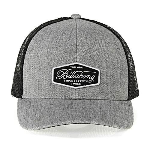 Imagen de billabong  de camionero snapback para hombre walled grey alternativa
